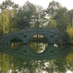 Bridge on Xi Hu